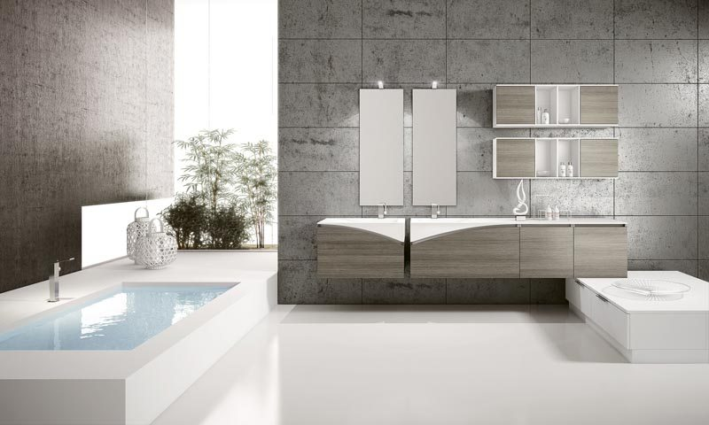 Bathroom vanities bathtubs showers 100 made in italy Italian bathrooms
