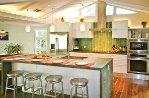 kitchen remodeling project for architect Tali Hardonag