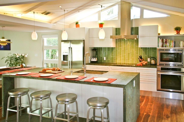 kitchen remodeling project for architect Tali Hardonag