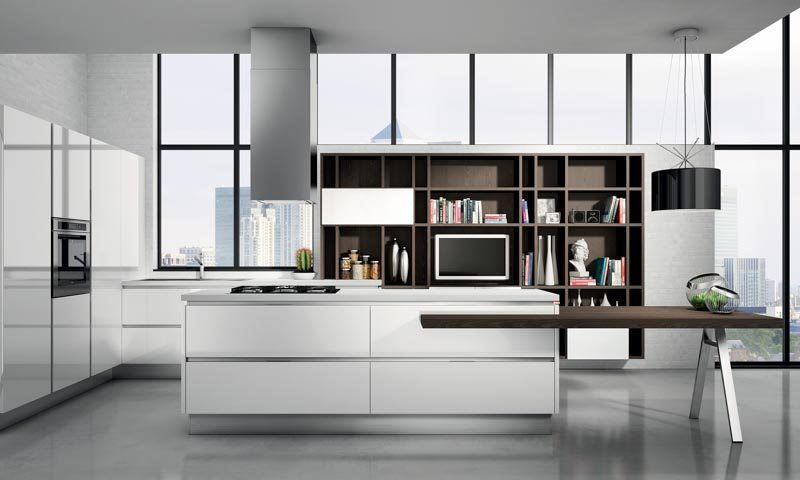 Italian Kitchens | European Cabinets & Design Studios