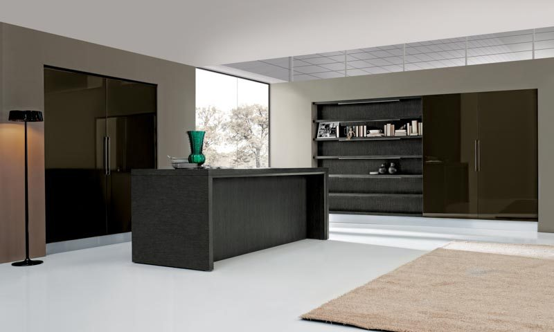 modern kitchen cabinet collections met