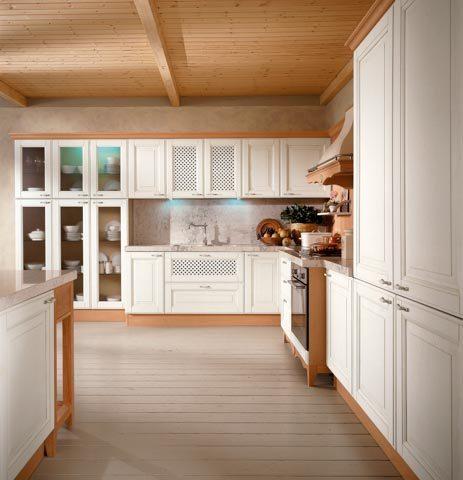 Traditional kitchen cabinets murano european cabinets - Aran cucine italy ...