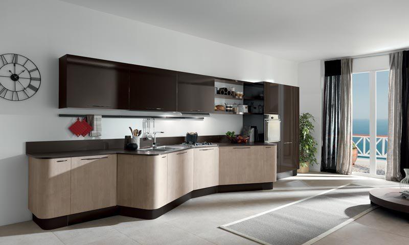 Modern Kitchen Cabinets – Penelope | European Cabinets & Design
