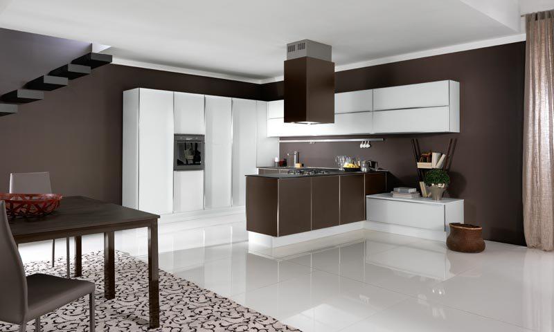 Modern kitchen cabinets volare european cabinets design - Aran cucine italy ...