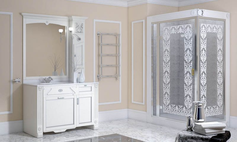 Traditional Bathroom Cabinets Zar European Cabinets