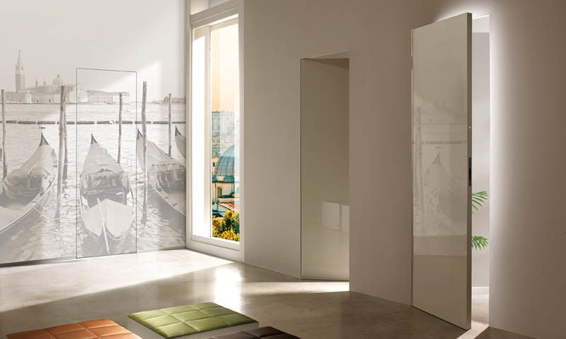 Interior Doors by Barausse