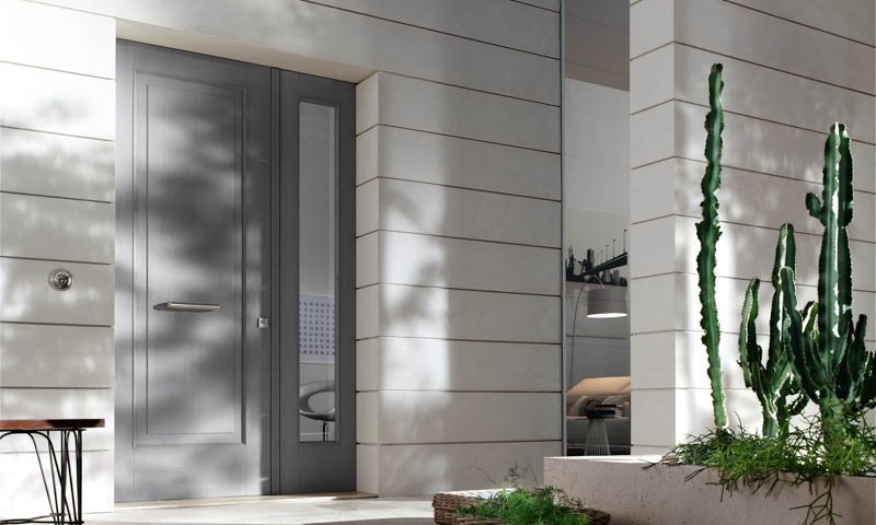 Evolution by Oikos & Custom Exterior Doors by Oikos | European Cabinets u0026 Design