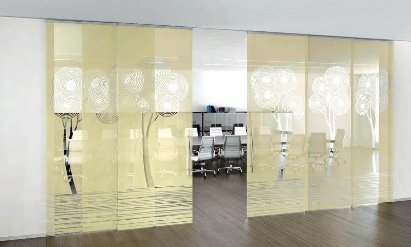 Glass Doors by Casali | European Cabinets & Design Studios