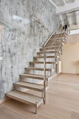 Modern Staircases European Cabinets Design Studios