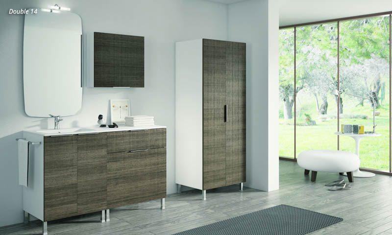 Modern Bathroom Vanities – Double