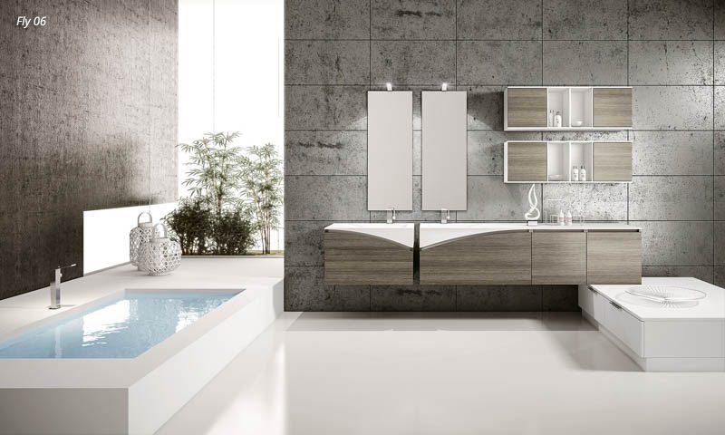 Modern Bathroom Vanities Fly European Cabinets