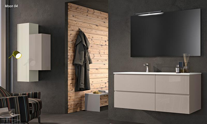floating bathroom vanity moon european cabinets design