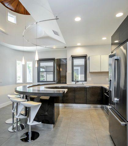 Light Airy Bay Area Kitchen Design