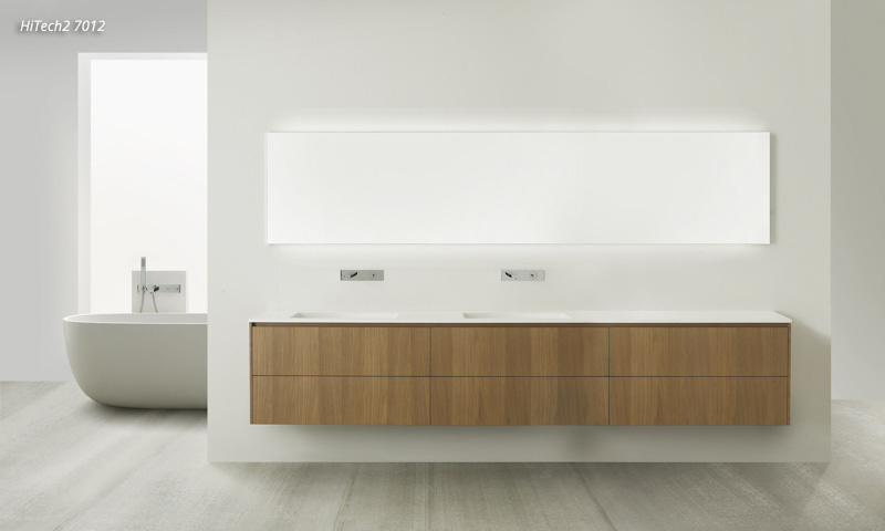 Modern Bathroom Vanities Hitech2 European Cabinets