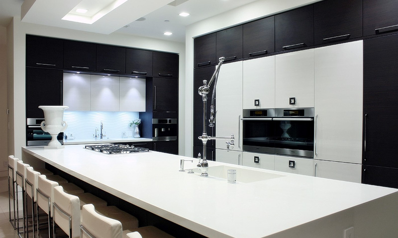 Great Contemporary Cabinetry A Priority For Kathy Monarch Ecds