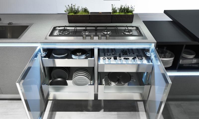 porcelain kitchen cabinets
