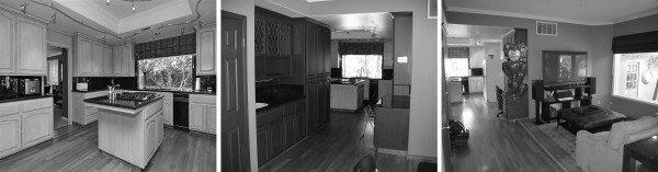 Jenifer Hale modern kitchen cabinets Kitchen Before