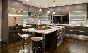 modern kitchen cabinets Aran Cucine Miro collection
