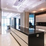 Miami modern kitchen remodeling project modern kitchen cabinets from Aran Cucine Volare collection Made in Italy