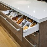 Modern kitchen cabinet remodeling project