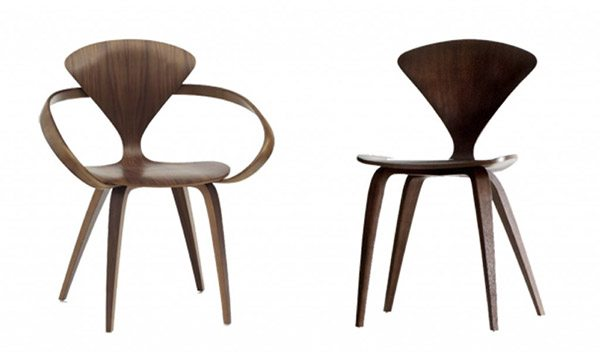 cherner modern dining room chairs