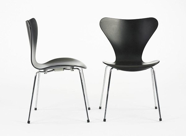 Arne Jacobsen says his Model 3107