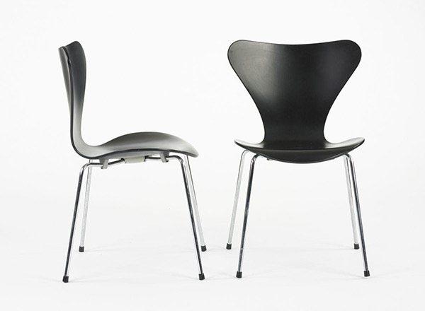 Arne Jacobsen says his Model 3107