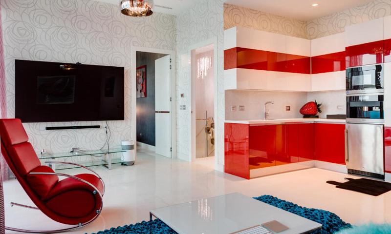 Miami modern kitchen remodeling