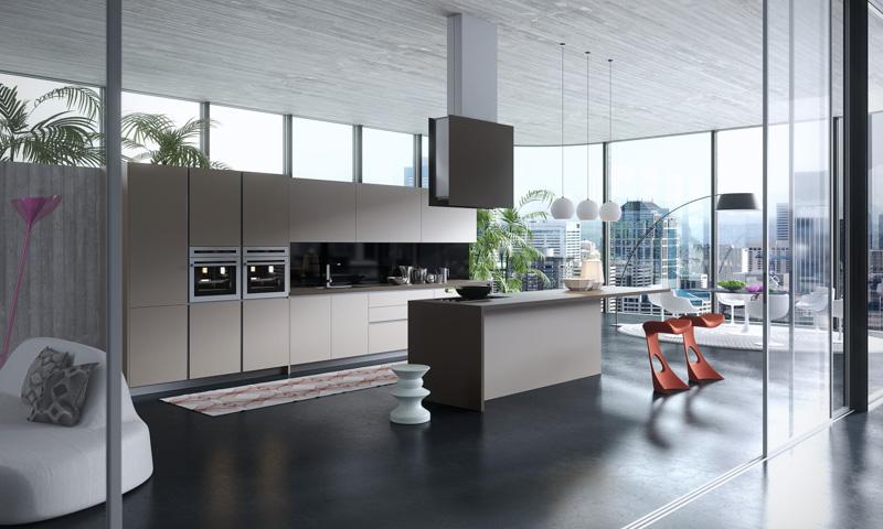 Modern Kitchen Cabinets Karan By Karim Rashid European