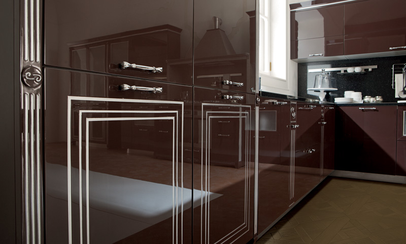 Traditional Kitchen Cabinets Tiffany European Cabinets