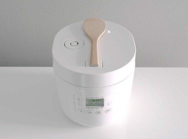 Muji rice cooker small appliances