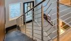 Monte Sereno Modern Staircase