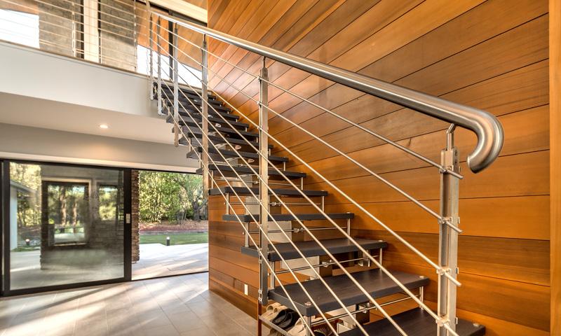 Monte Sereno Modern Stairs