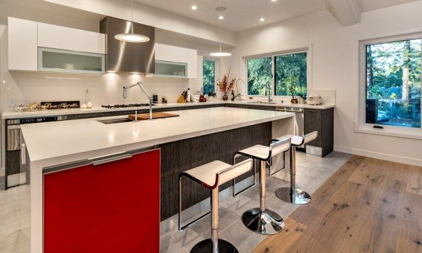 Monte Sereno Modern Kitchen