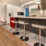 Monte Sereno Modern Kitchen Bath Closet Stairs-Decatur-71