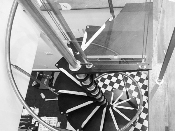 How to Install a Spiral Staircase-IMG_1219