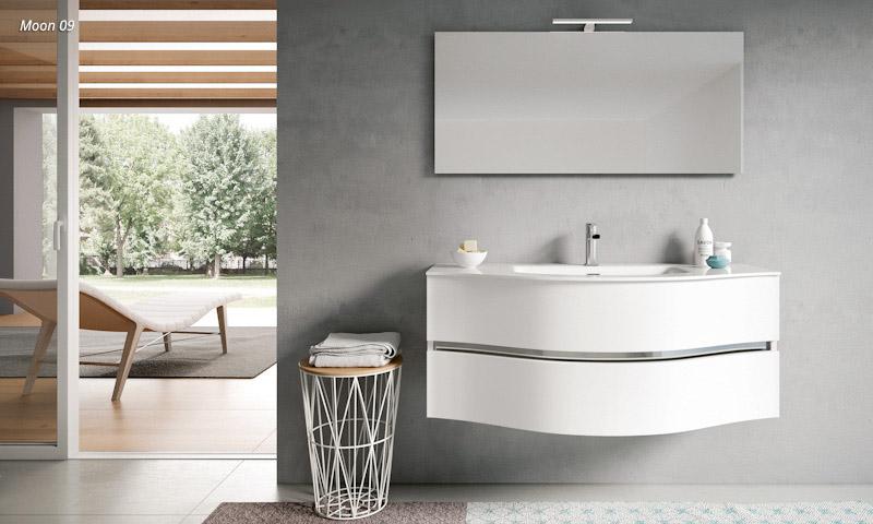 Modern Bathroom Vanities Moon European Cabinets Amp Design