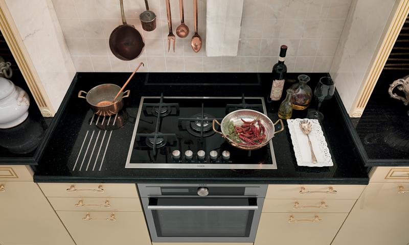 3 ways to make a traditional kitchen modern european for Traditional kitchen meaning