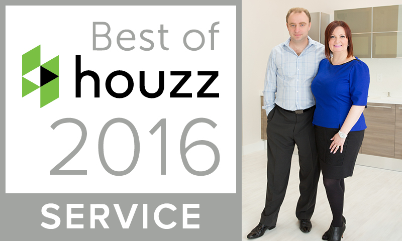 Best of Houzz Customer Service 2016