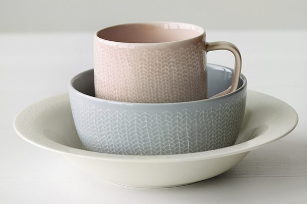 Iittala's Sarjaton dinnerware collection.