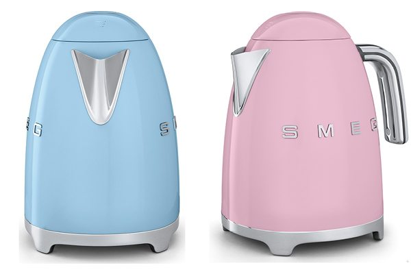 Smeg Electric Kettle. Pantone Color of the Year