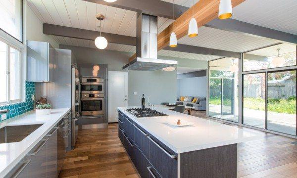Midcentury modern design Eichler renovation Lucile Glessner
