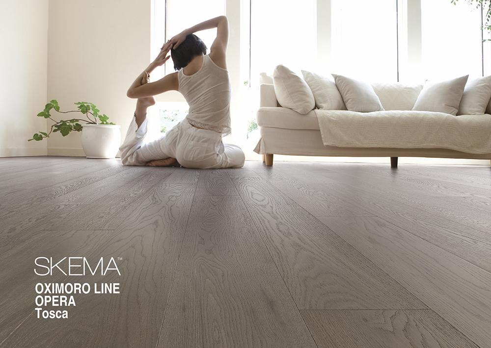 Engineered hardwood flooring Skema Opera