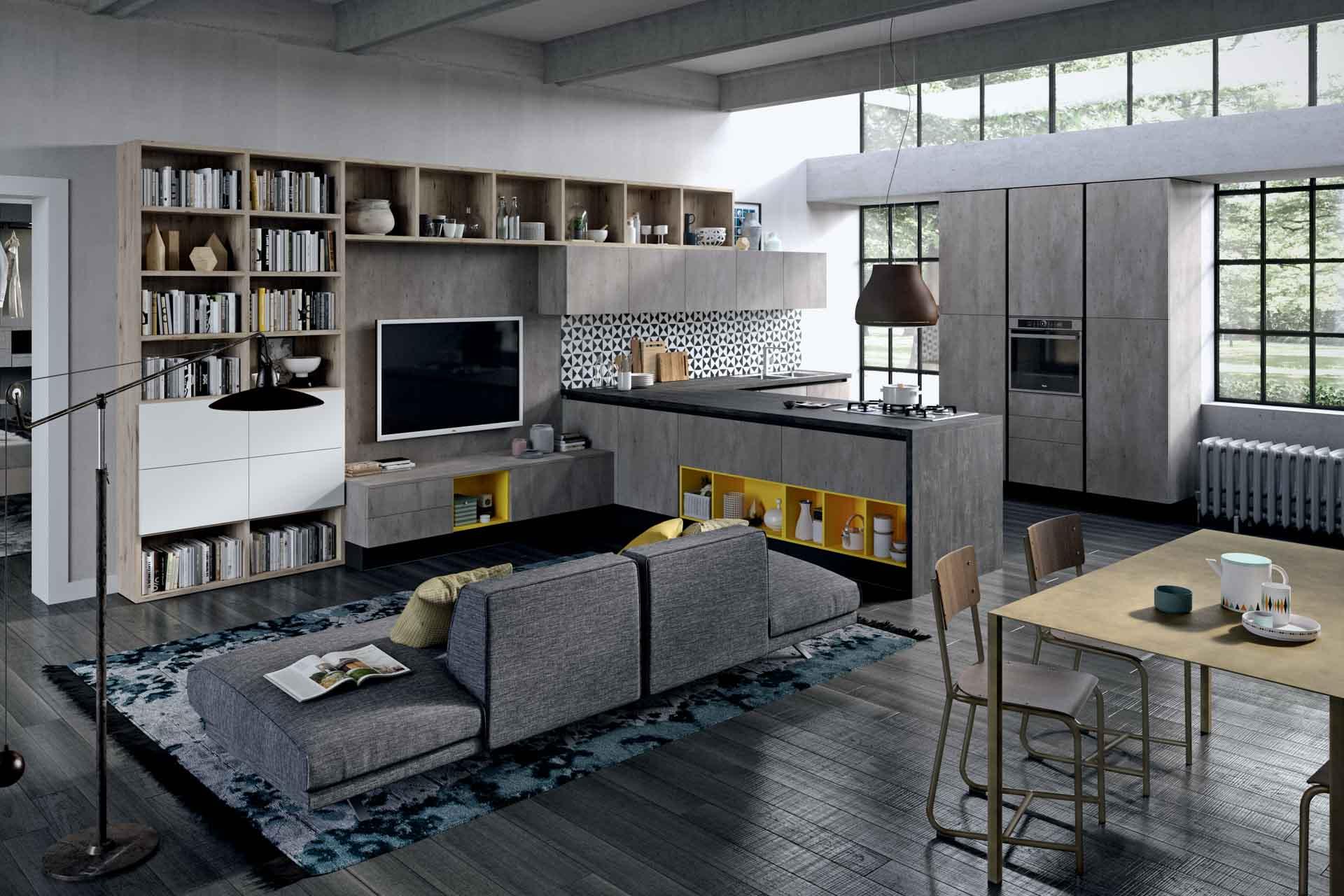 How to Design an Open Kitchen  European Cabinets & Design