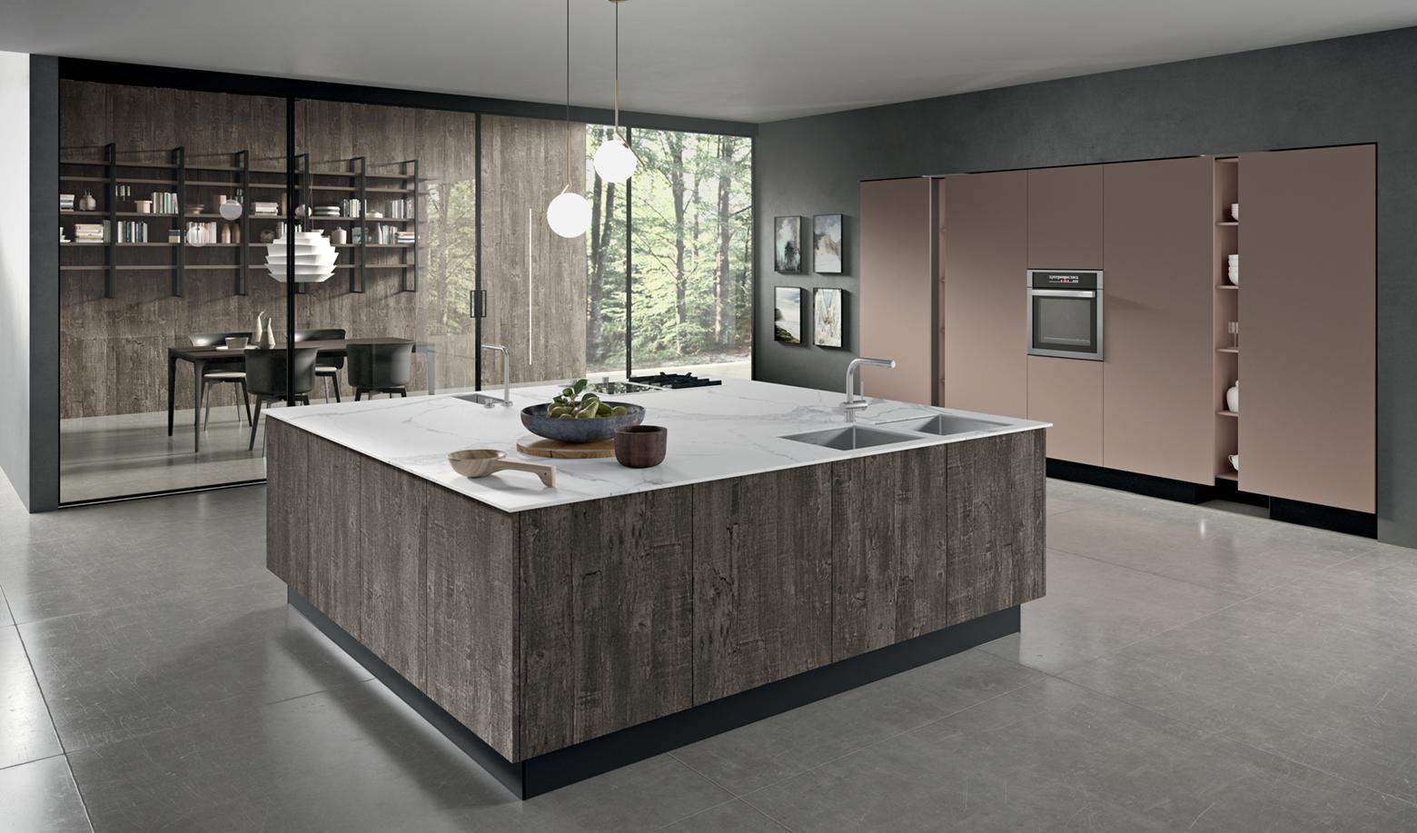 Modern Kitchen Cabinets Penelope European Cabinets Design