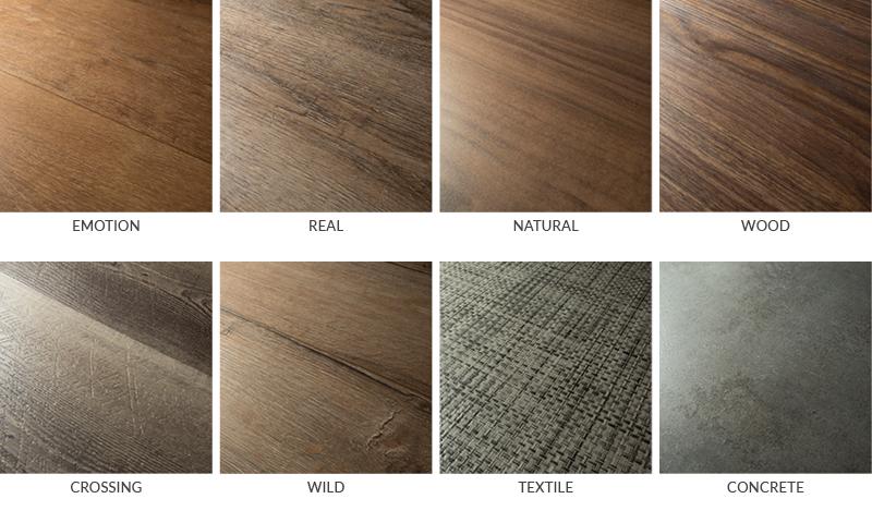 Luxury Vinyl Flooring Sintesy by Skema Finishes