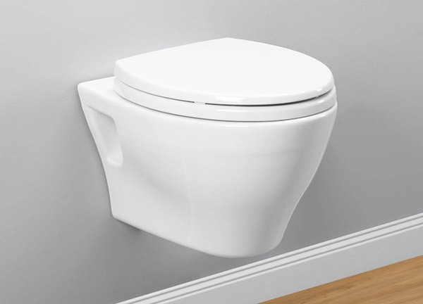 Toto wall-hung toilet