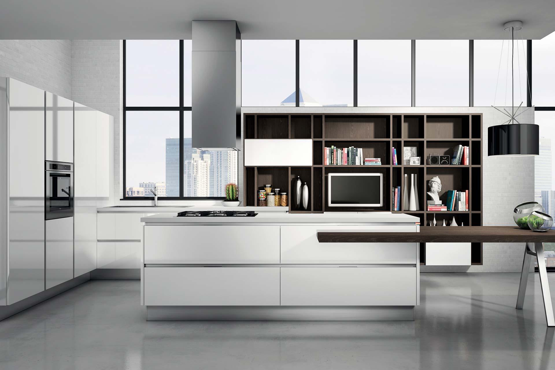 Living Room Storage Cabinets – Bella | European Cabinets ...