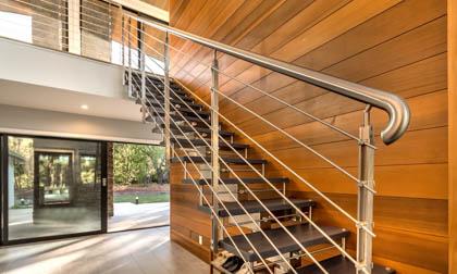 Modern Custom Staircase Design