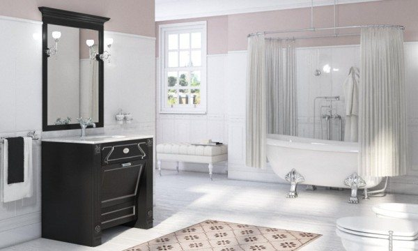 traditional bathroom cabinets european cabinets design